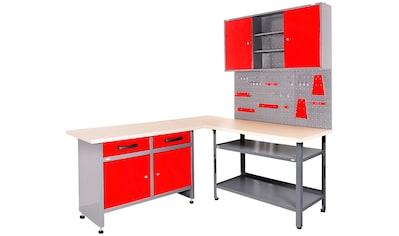 ONDIS24 Werkstatt-Set, großes Eck-Set kaufen