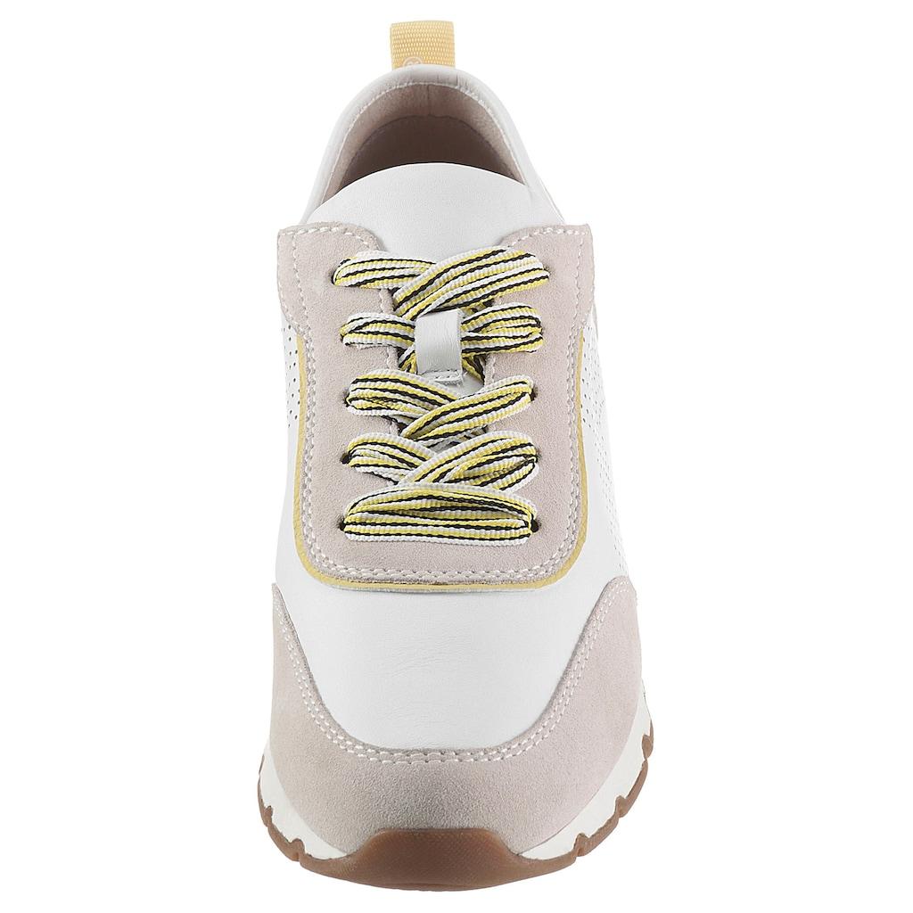 Jana Sneaker, mit Relax Fit-Ausstattung