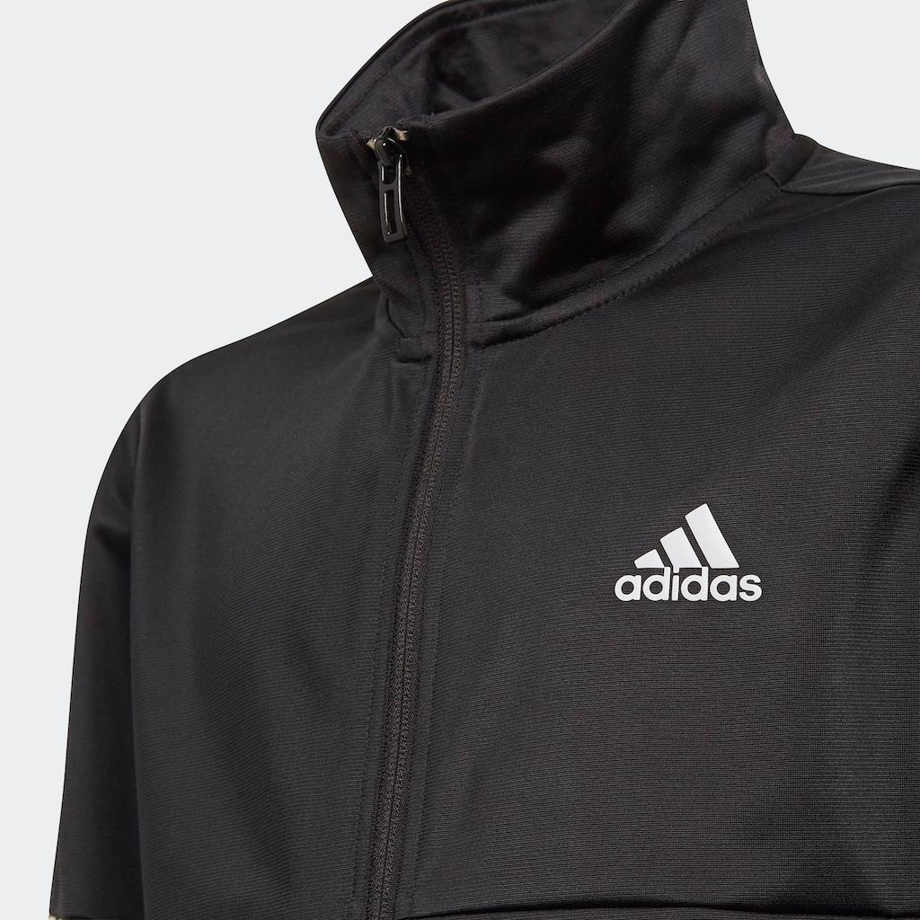 adidas Performance Trainingsanzug »TEAM TRACKSUITS PRIMEGREEN JUNIOR«