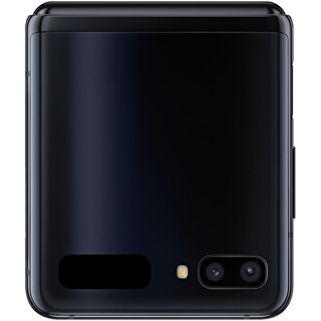 "Samsung Smartphone »Galaxy Z Flip«, (17,03 cm/6,7 "" 256 GB Speicherplatz, 12 MP Kamera)"