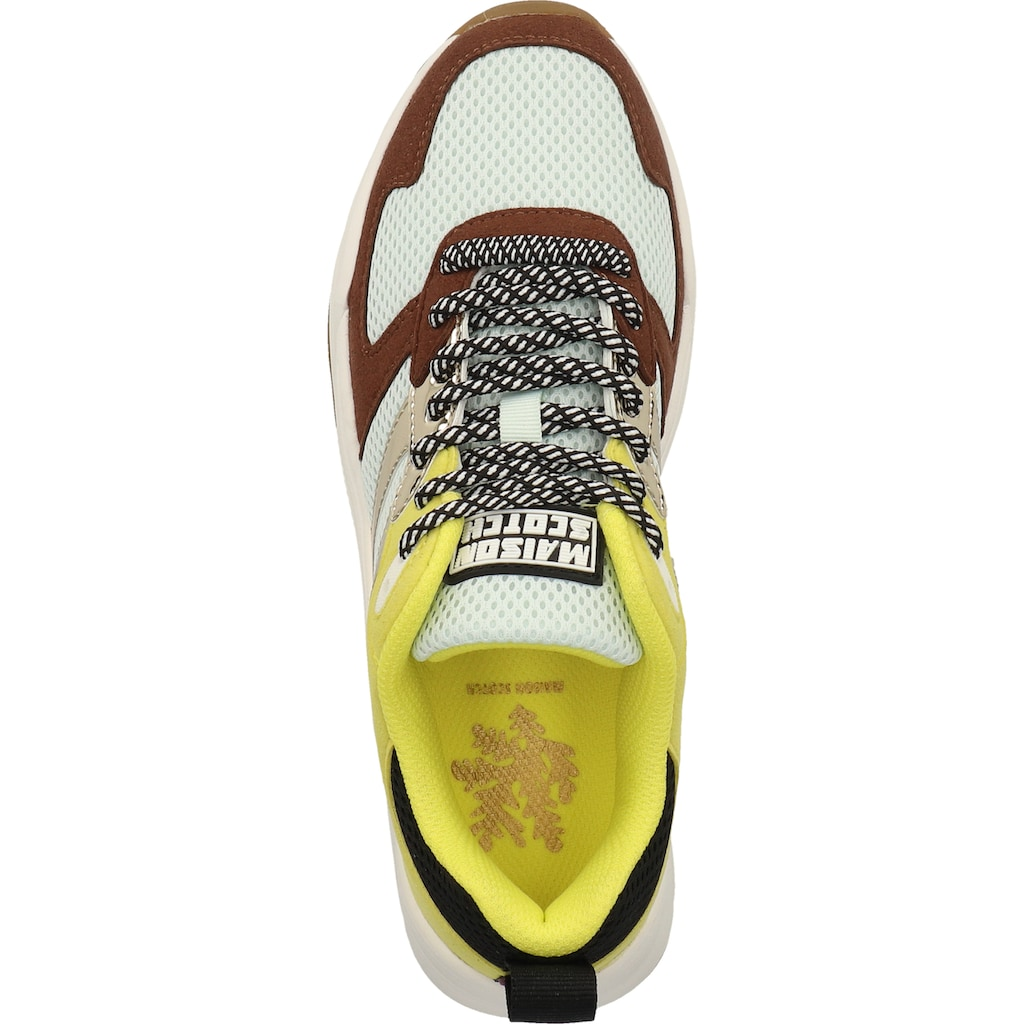 Scotch & Soda Sneaker »Lederimitat/Textil«