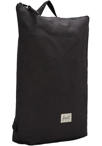 forvert Laptoprucksack »Colin, black« kaufen