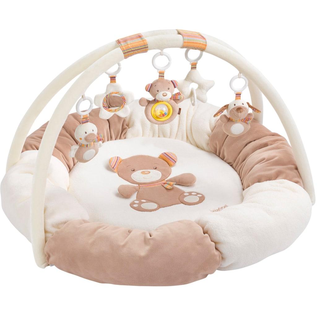 Fehn Spielbogen »Rainbow 3-D-Activity-Nest«, mit Nestchen