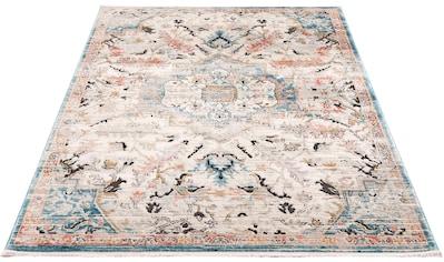 Teppich, »Novel 8627«, Carpet City, rechteckig, Höhe 11 mm, maschinell gewebt kaufen
