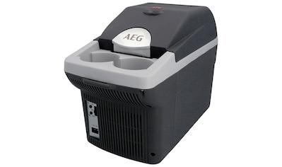 AEG Kühlbox »Bordbar BK6«, Thermoelektrische Kühl- / Warmhaltebox – keine Kühlakkus... kaufen