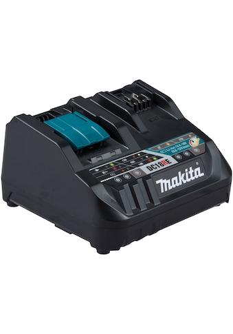 Makita Schnelllade-Gerät »DC18RE Duo«, (1 St.), Schnellladegerät für Makita CXT- und LXT-Akkus kaufen