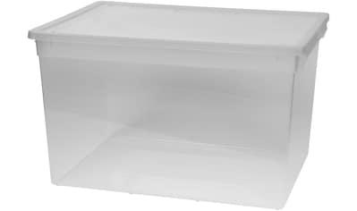 KREHER Aufbewahrungsbox »48 Liter, mit Deckel« kaufen