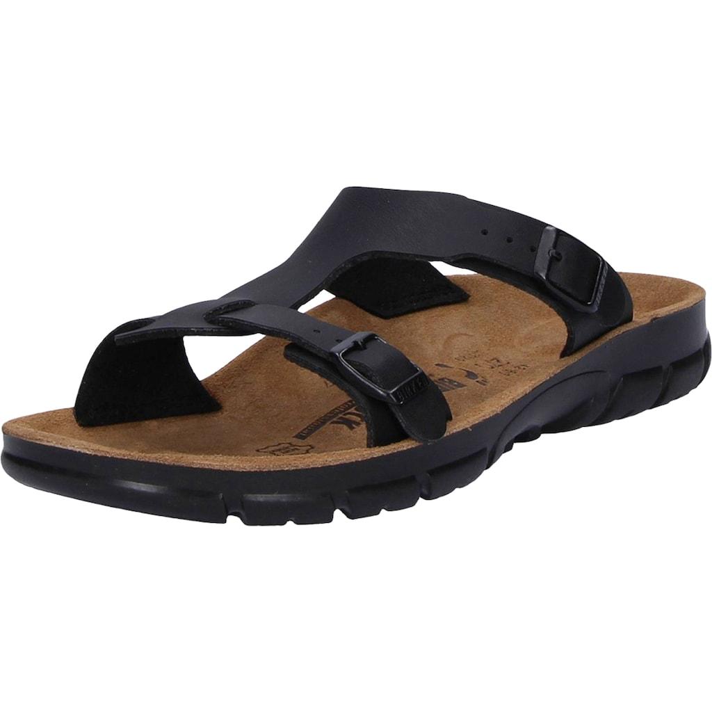 Birkenstock Sandale »263123«, Sofia schwarz
