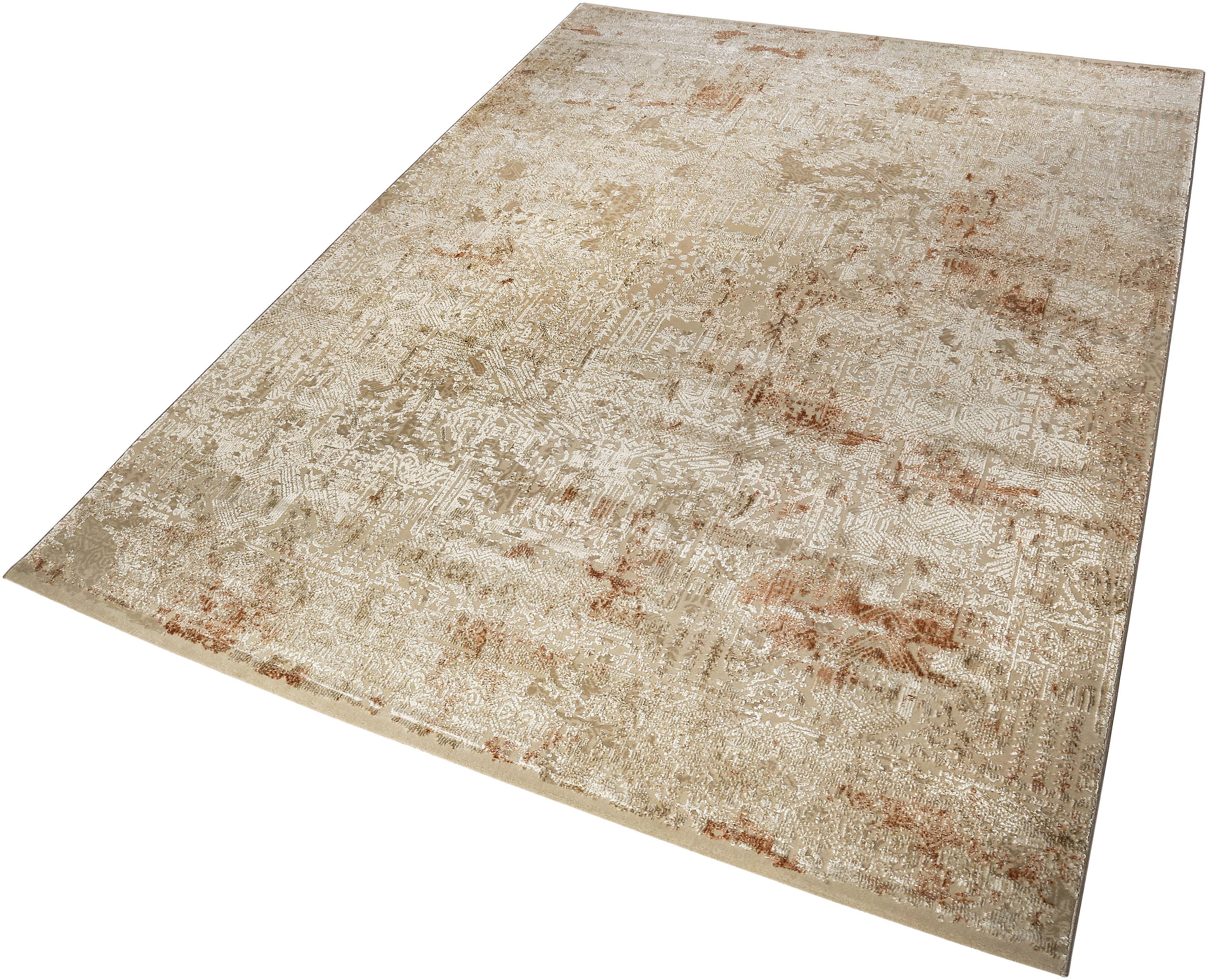 Teppich Rococo Vintage Wecon Home rechteckig Höhe 12 mm maschinell gewebt