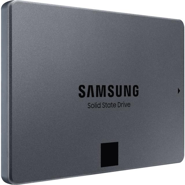 Samsung »870 QVO« SSD 2,5 ''