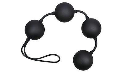 Velvet Liebeskugeln »Black Balls 4 er Kugeln« kaufen