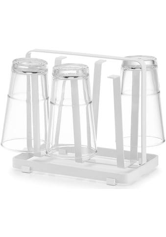 Zeller Present Geschirrständer, für Tassen und Gläser, Maße ca.: 20 x 17,5 x 12 cm kaufen