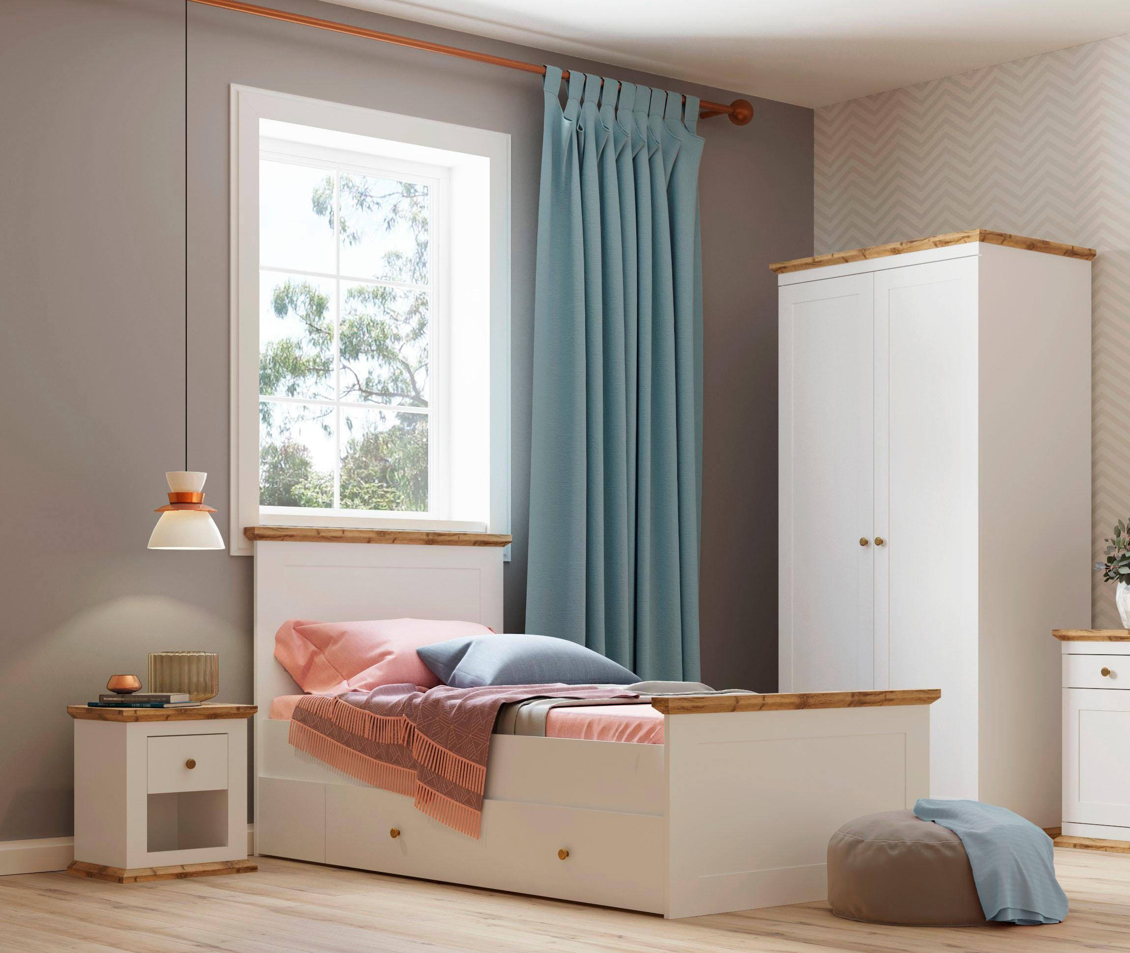 Home affaire Schlafzimmer-Set Banburry (Set 3-tlg)