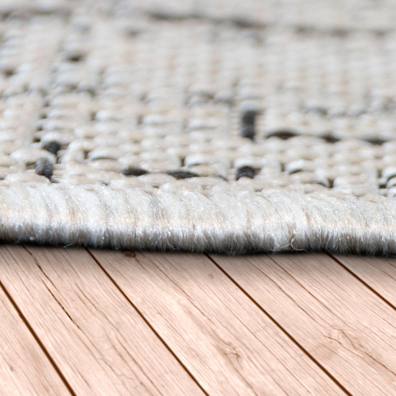 Teppich Coco 204 Paco Home rechteckig Höhe 16 mm maschinell gewebt