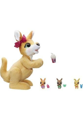 """Hasbro Kuscheltier """"furReal Mama Josie, das Känguru"""" kaufen"""