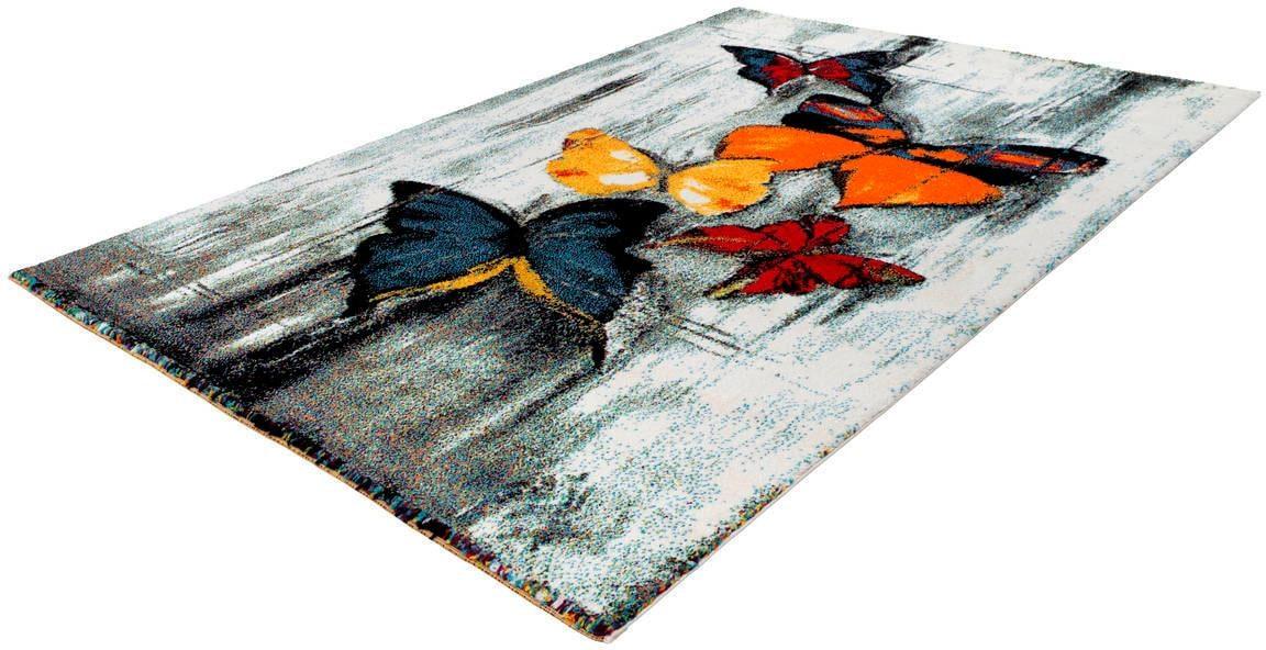 Teppich, »Espo 310«, LALEE, rechteckig, Höhe 15 mm, maschinell gewebt