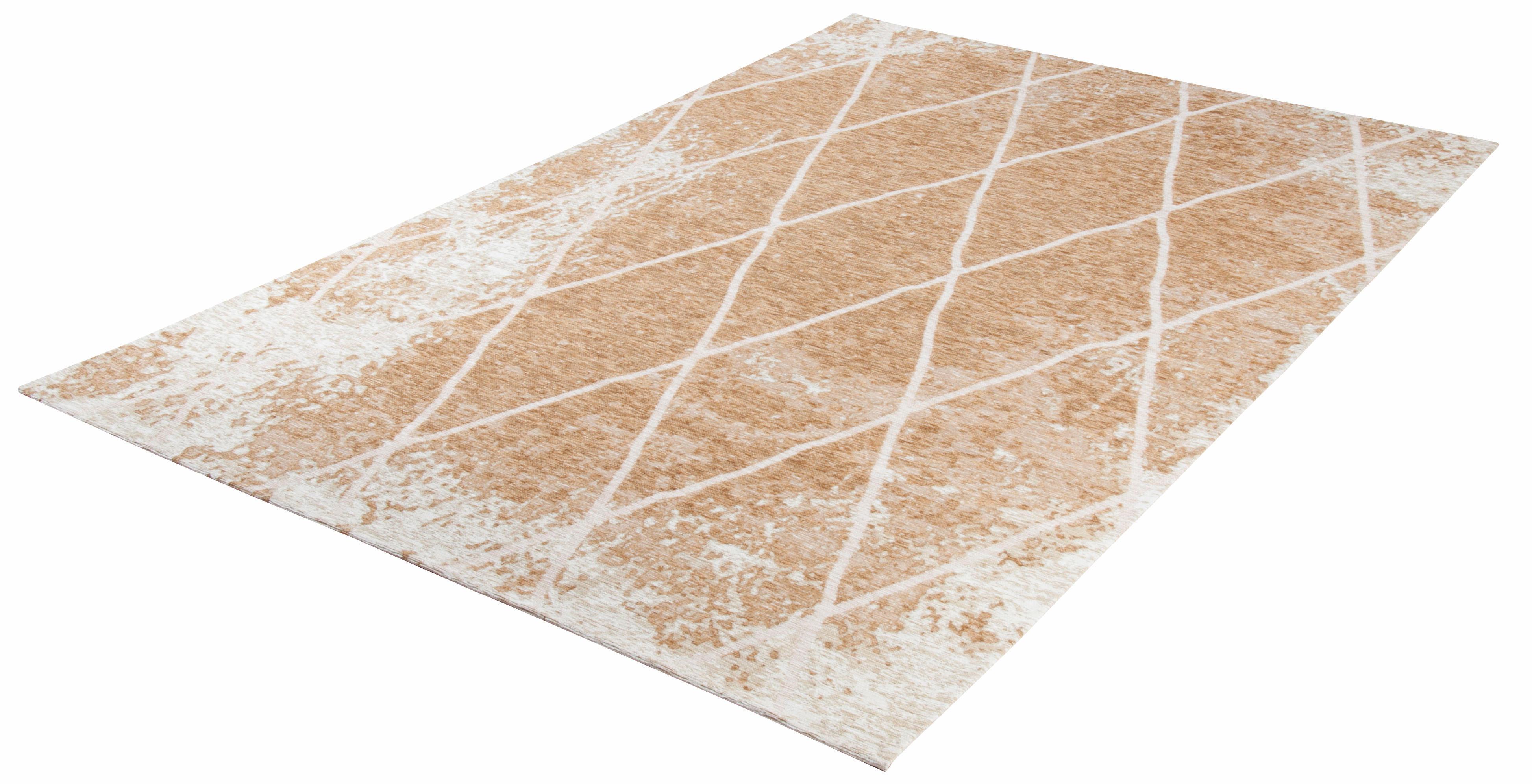 Teppich Fine Lines TOM TAILOR rechteckig Höhe 5 mm maschinell gewebt