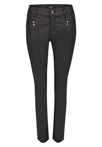 ANGELS Hose 'Malu Zip' mit Zipper - Details kaufen