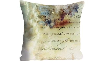 queence Kissenhülle »»Handschrift««, (1 St.) kaufen