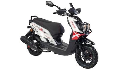 GT UNION Motorroller »PX 55 Cross-Concept«, 3 PS kaufen