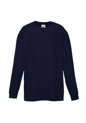 Fruit of the Loom T - Shirt »Kinder , langarm (2 Stück/Packung)« kaufen