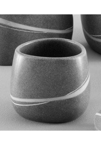 Zeller Zahnputzbecher »Stein - Optik« kaufen
