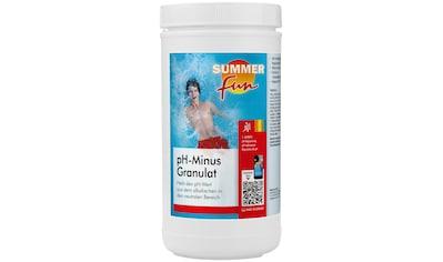 SUMMER FUN Poolpflege »pH-Minus Granulat«, 2 kg kaufen