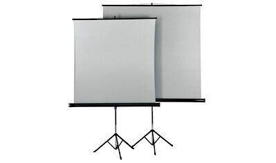 Hama Leinwand mit Stativ, 155 x 155 cm, Duo kaufen