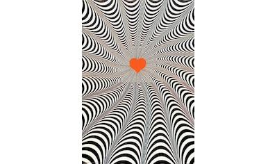 my home Deco-Panel »Twist of the heart«, 68/98 cm kaufen