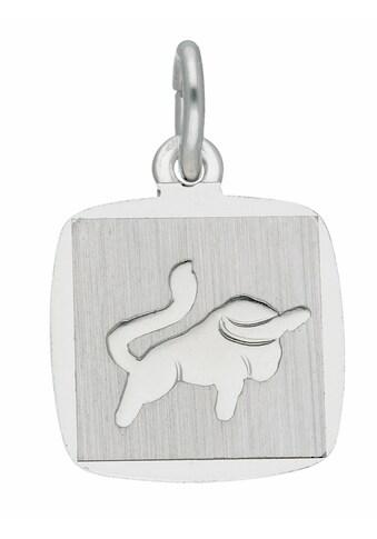 Adelia´s Kettenanhänger »925 Silber Sternzeichen Anhänger Stier« kaufen