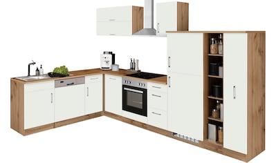 HELD MÖBEL Winkelküche »Colmar«, ohne E-Geräte, Stellbreite 210/330 cm kaufen