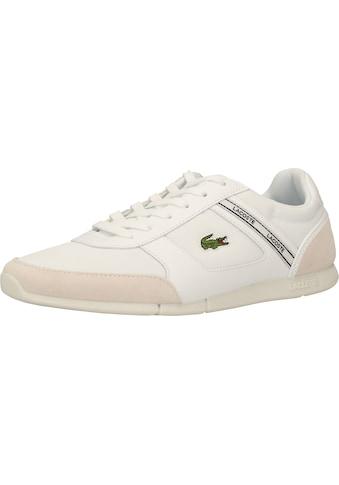 Lacoste Sneaker »Veloursleder/Textil« kaufen