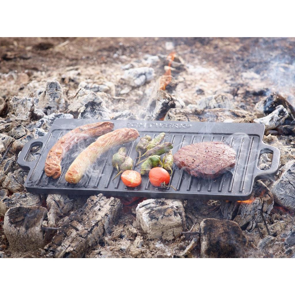 ECHTWERK Grillplatte »Smal«