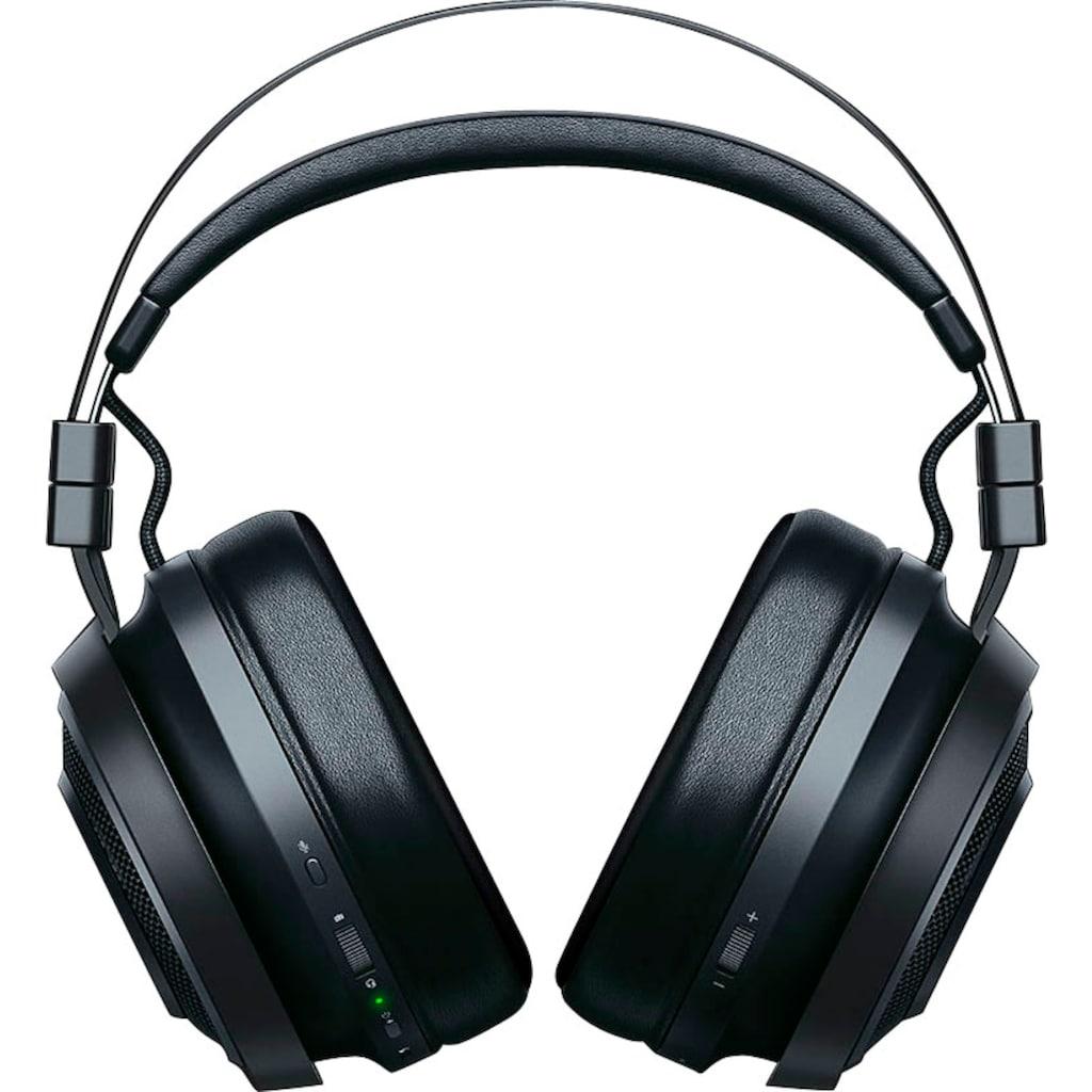 RAZER Gaming-Headset »Nari Ultimate«, Geräuschisolierung