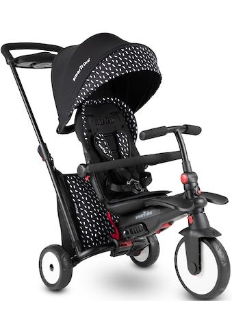 smarTrike® Dreirad »smarTfold STR5, Schwarz«, mit verstellbarem Sonnenschutzdach kaufen