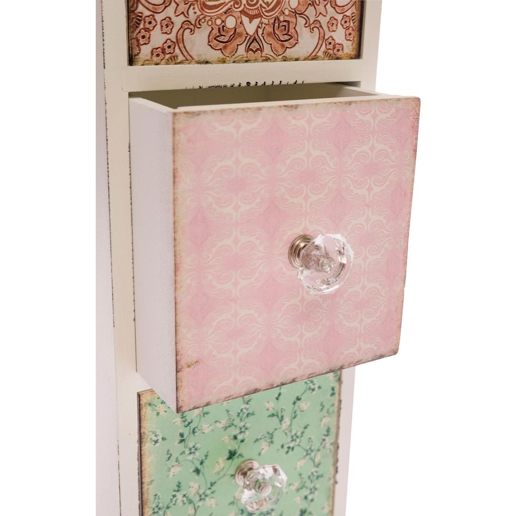 Myflair Möbel & Accessoires Schmuckkasten »Paisley«, mit 3 Schubladen