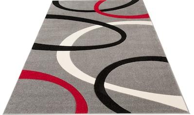 Teppich, »Bill«, my home, rechteckig, Höhe 10 mm, maschinell gewebt kaufen