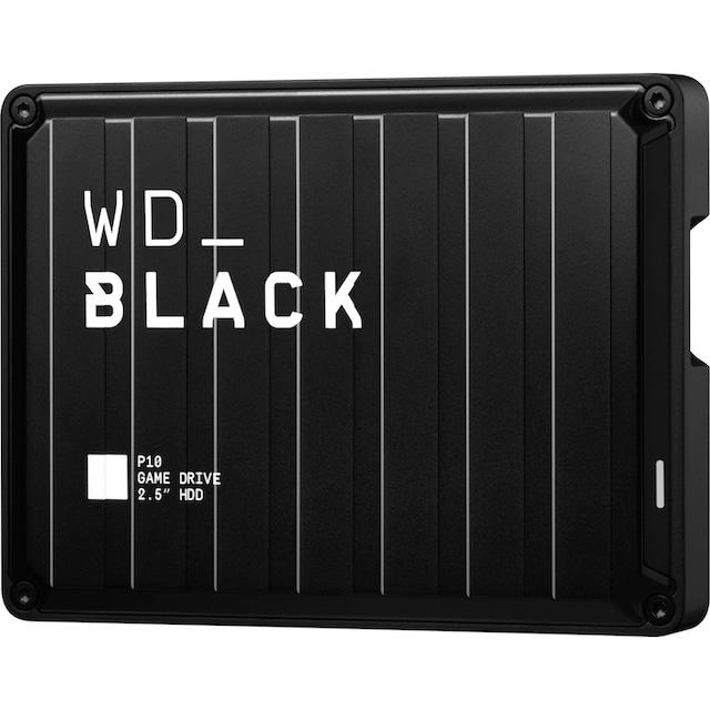 WD_Black »P10 Game Drive« externe Gaming-Festplatte 2,5 ''