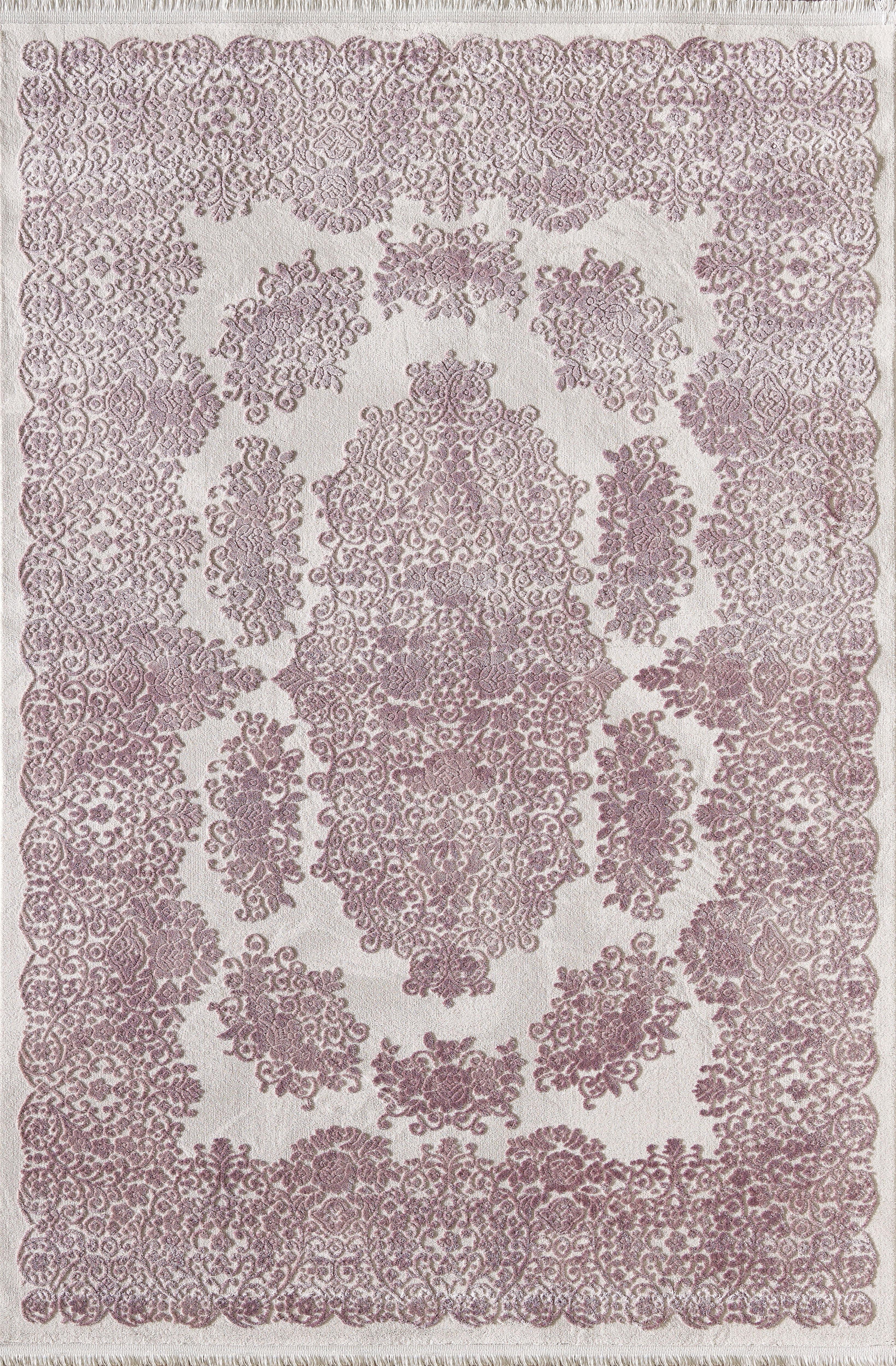 Teppich Nakis 2501 Sanat Teppiche rechteckig Höhe 12 mm maschinell gewebt