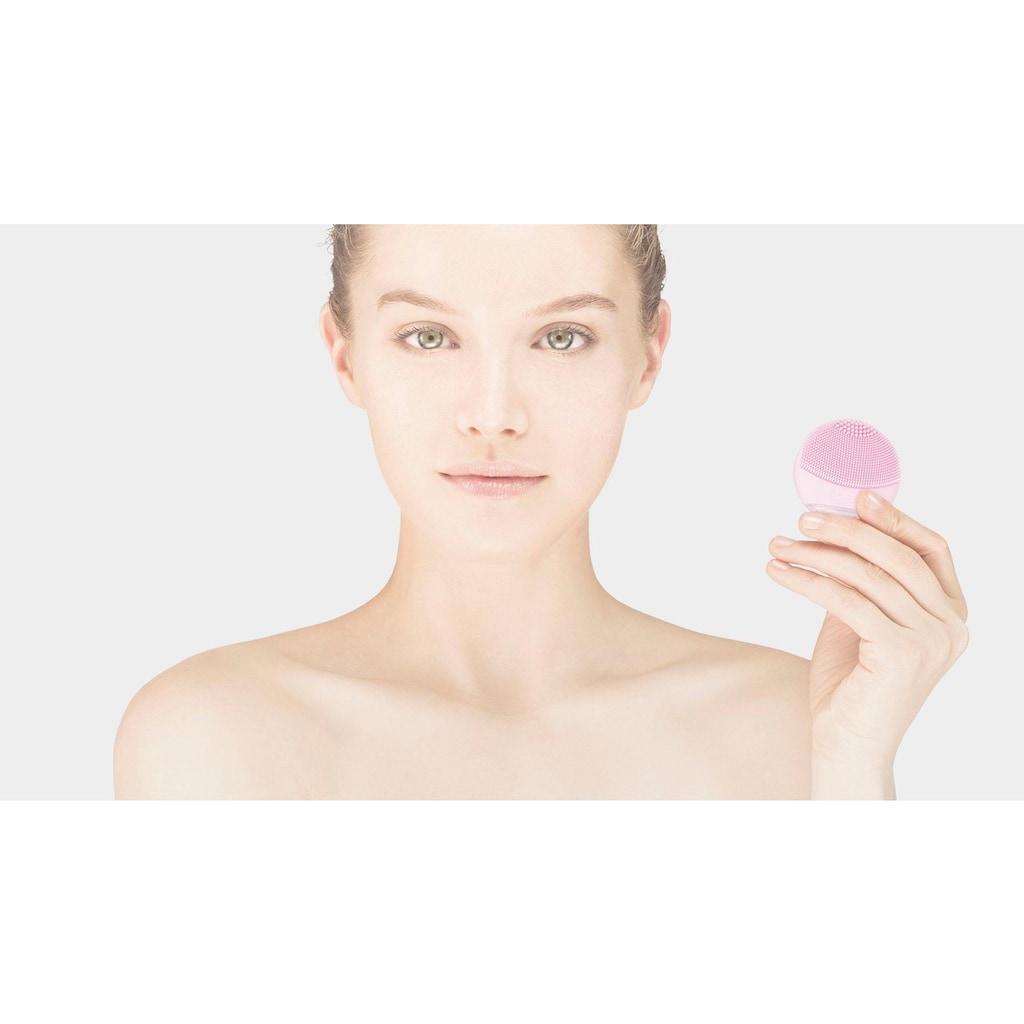 FOREO Elektrische Gesichtsreinigungsbürste »LUNA go für Normale Haut«