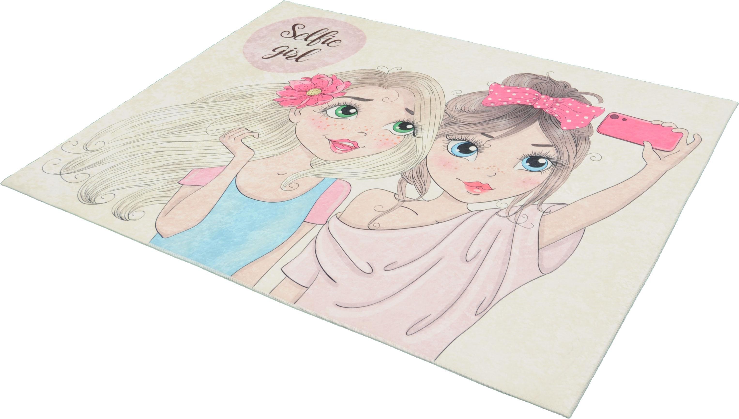 Teppich Sunshine Kids1099 merinos rechteckig Höhe 3 mm gedruckt
