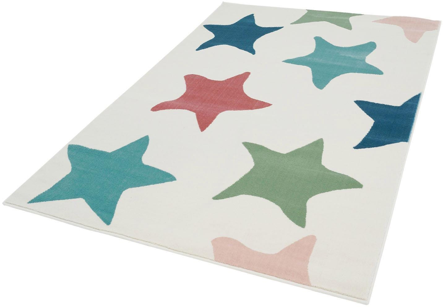 Teppich Inspiration 5813 Carpet City rechteckig Höhe 11 mm maschinell gewebt