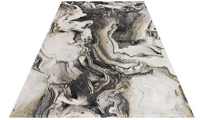 Festival Teppich »Bodrum 902«, rechteckig, 8 mm Höhe, Kurzflor kaufen