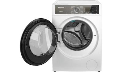 BAUKNECHT Waschmaschine »B8 W846WB DE«, B8 W846WB DE, 8 kg, 1400 U/min, 4 Jahre... kaufen