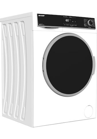 Sharp Waschmaschine »ES-HFH814AW3-DE«, ES-HFH814AWC-DE, 8 kg, 1400 U/min kaufen