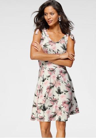 Laura Scott Jerseykleid, mit Schleife kaufen