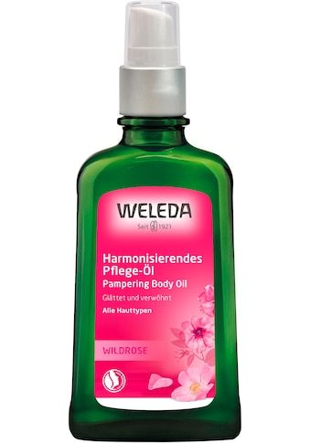 WELEDA Körperöl »Wildrose« kaufen