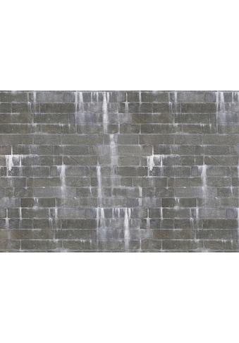 Architects Paper Fototapete »Harbour Wall«, Backstein Mauer in Vintage Optik, Vlies,... kaufen