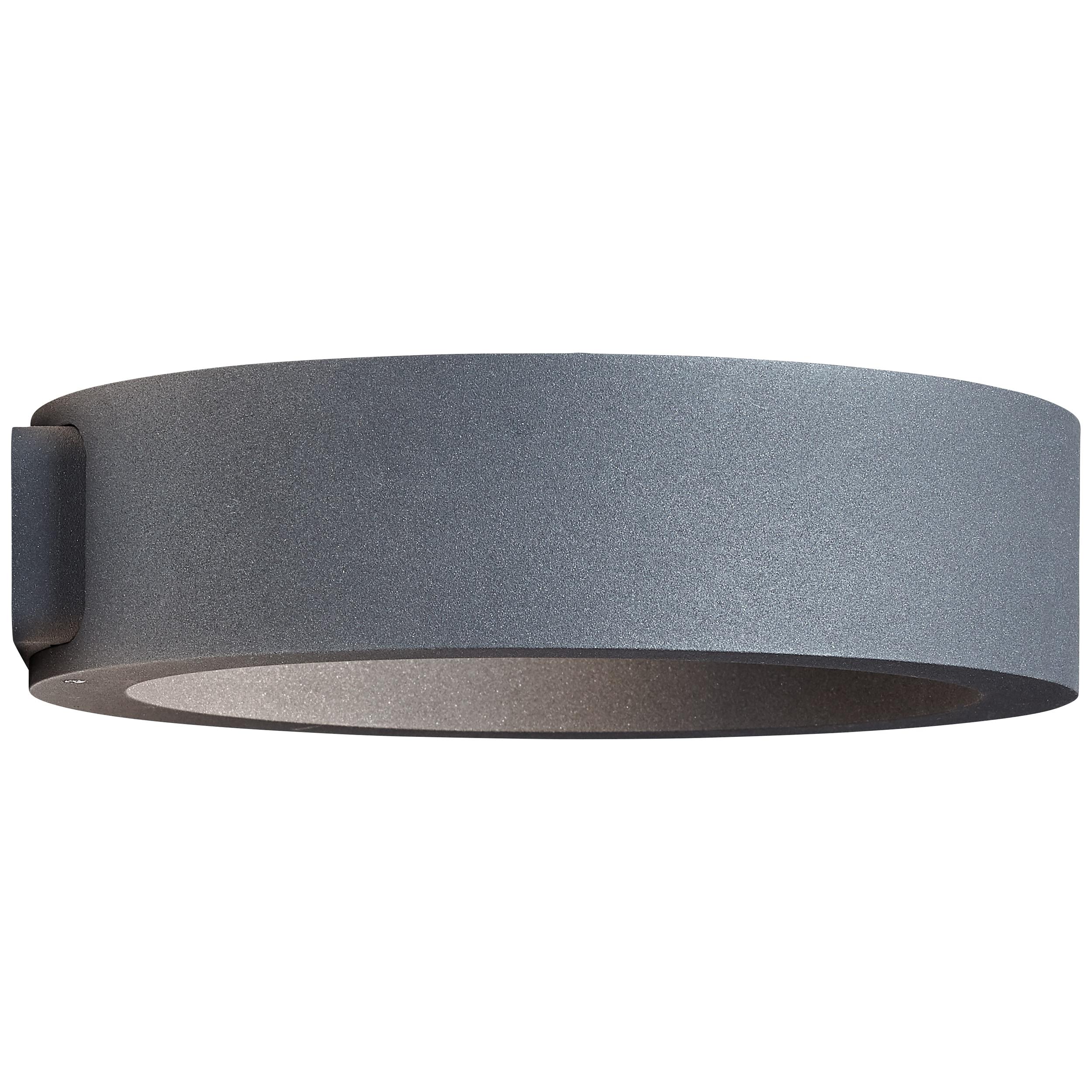 AEG Xever LED Außenwandleuchte 22cm anthrazit