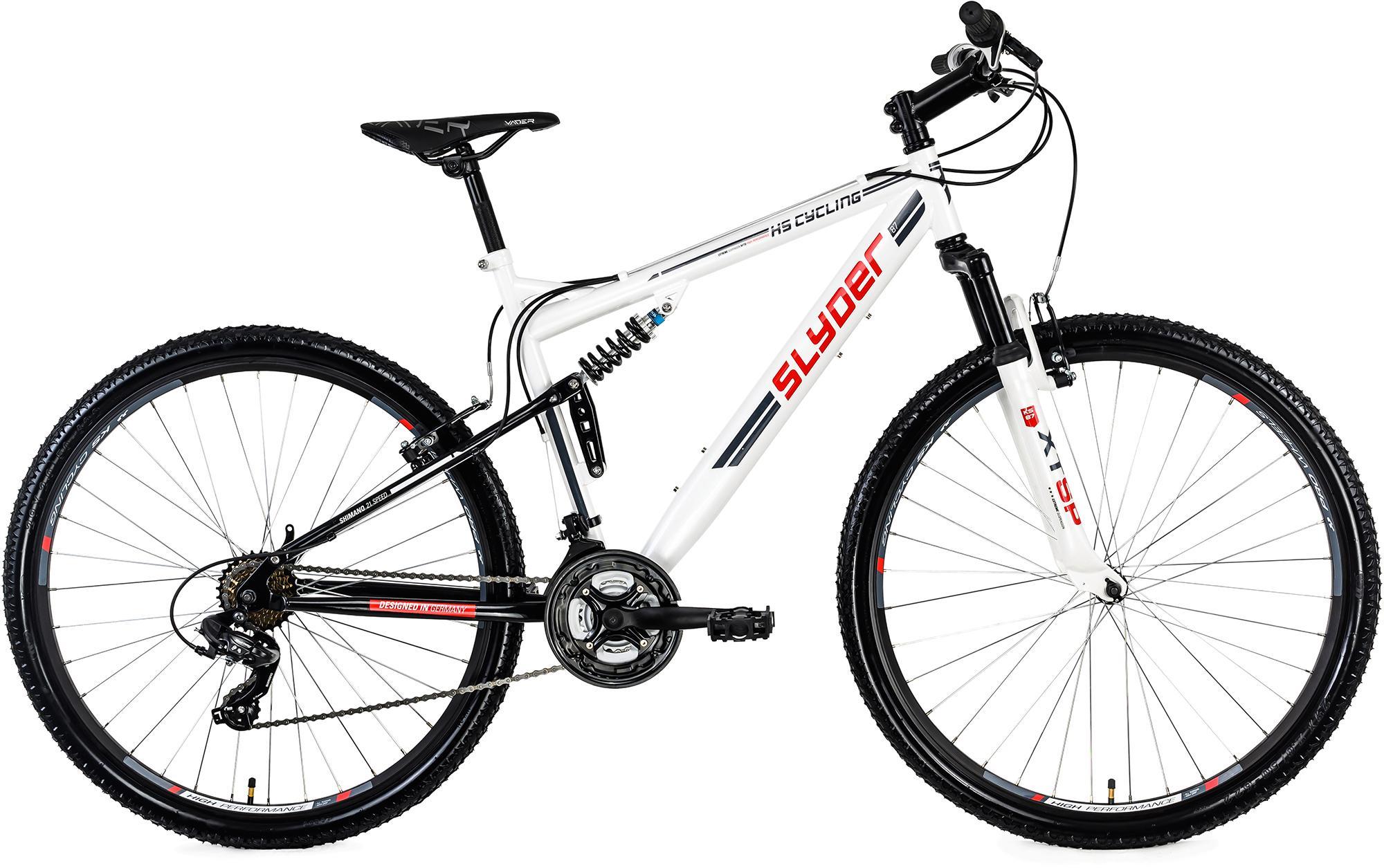 ks cycling mountainbike slyder 21 gang shimano tourney. Black Bedroom Furniture Sets. Home Design Ideas